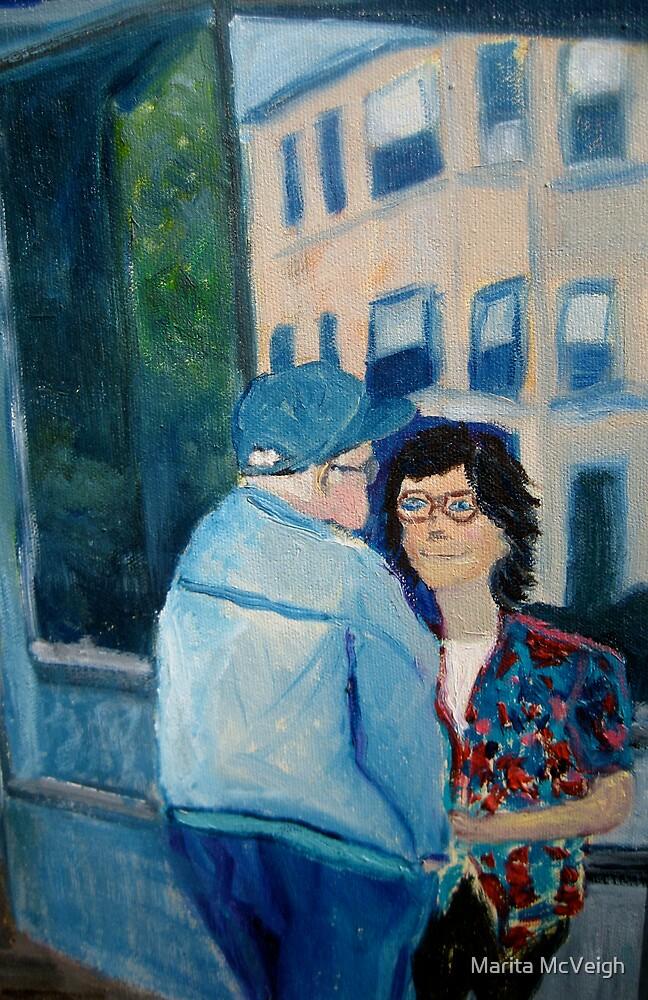 Chatting by Marita McVeigh