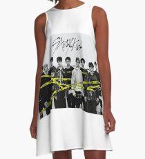 Straykids kpop A-Line Dress