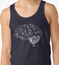 Soccer on the Brain Tank Top