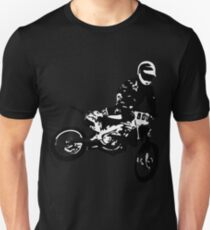 Dirt Bike - Motocross Big Jump Unisex T-Shirt