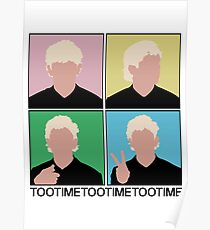 TOOTIME - The 1975 - Vector print Poster
