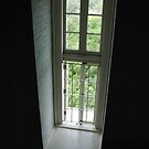 Lighthouse window by Margaret  Shark