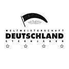 Sternjäger - Weltmeister Deutschland  von Black Sign Artwork