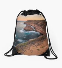 Island Rock Kalbarri Drawstring Bag
