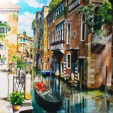 Venice by motiashkar