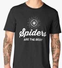 Spider vintage logo Men's Premium T-Shirt