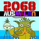 DAVID TECH - 2068 - COVER von DAVID TECH