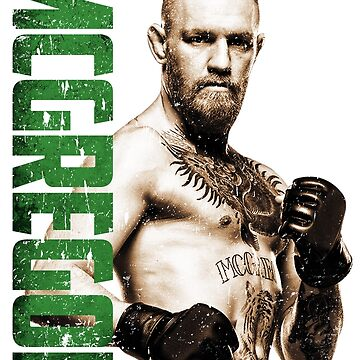 McGregor - Champ by MMATEES