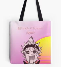 Vaporwave Asta Design Tote Bag