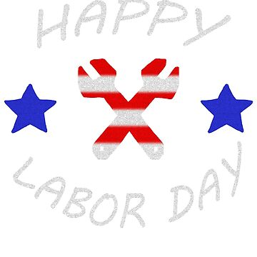 Happy labor day gift idea by Be-Sign