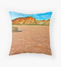 Akubra Flat Throw Pillow