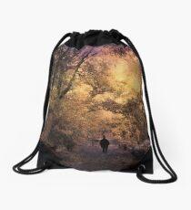The Clearing Drawstring Bag