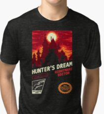 HUNTER'S DREAM Tri-blend T-Shirt