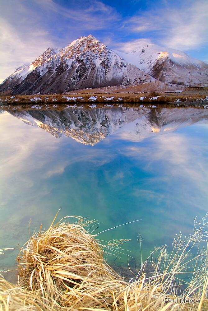 Ahuriri Valley 2 by Paul Mercer