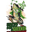 Shaping Today for a Greener Tomorrow v2 by sweetq