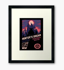 HUNTER'S DREAM (INSIGHT) Framed Print