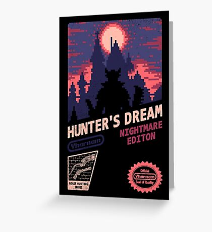 HUNTER'S DREAM (INSIGHT) Greeting Card