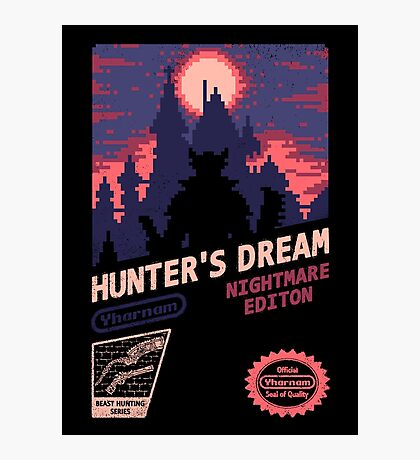 HUNTER'S DREAM (INSIGHT) Photographic Print