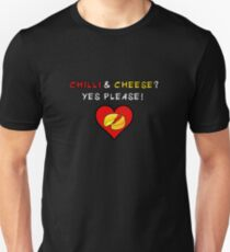 Chilli and Cheese Unisex T-Shirt