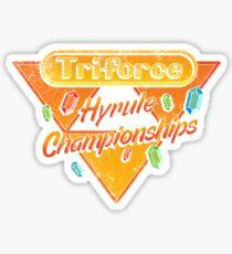 HYRULE CHAMPIONSHIPS Sticker