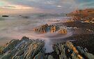 Ward Beach by Paul Mercer