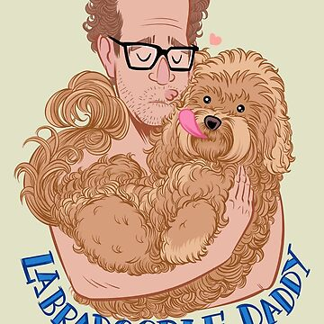 DOLLOP - Labradoodle Daddy Too by MrFoz