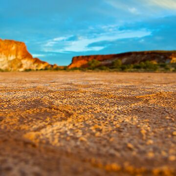 Painted Desert NT by RossCarroll