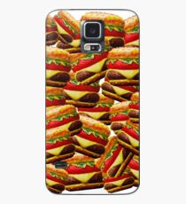 Burger! Burger! Burger! Hülle & Klebefolie für Samsung Galaxy