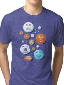 LAST FRIENDS ON EARTH Tri-blend T-Shirt