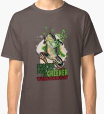 Shaping Today for a Greener Tomorrow v2 Classic T-Shirt