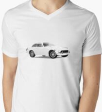MG MGB Men's V-Neck T-Shirt