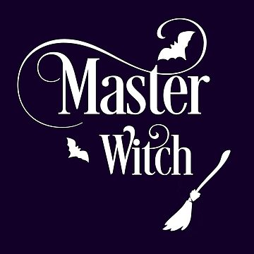 Halloween Master Witch / Witches Funny Party Outfit by STYLESYNDIKAT