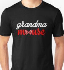 Grandma Mouse Unisex T-Shirt