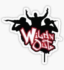 wild n out shirt Sticker