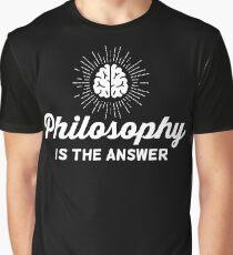 Philosophy Vintage Graphic T-Shirt