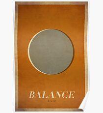 Balance Druid - WoW Minimalism Poster