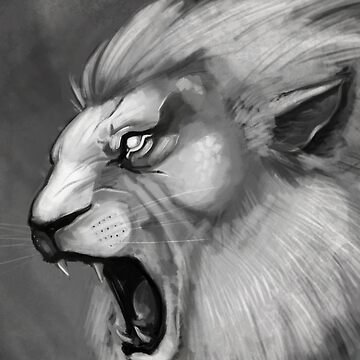Lion by silverman00