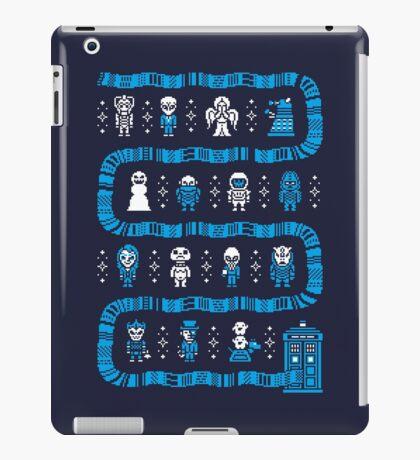 WHO'S OUTSIDE iPad Case/Skin