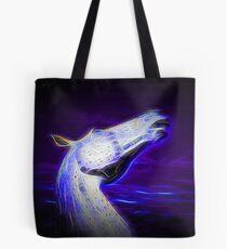 Electric Kelpie Tote Bag