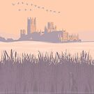 Ely Cathedral by Stephen Millership