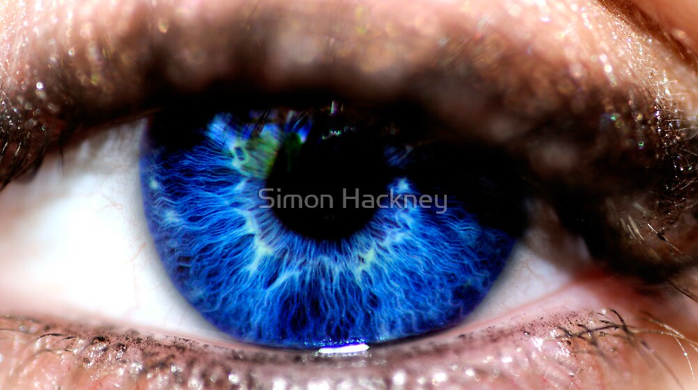 Eye by Simon Hackney
