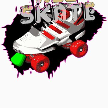 All skate by shok