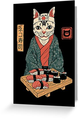 «Neko Sushi Bar» de vincenttrinidad