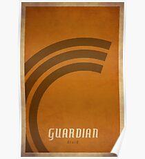 Guardian Druid - WoW Minimalism Poster