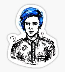 #12 - Ryan Seaman Sticker