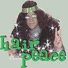 Hair Peace by Samitha Hess Edwards