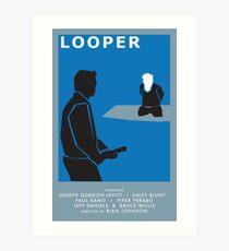 I'm a LOOPER Art Print