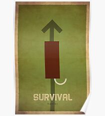 Survival Hunter - WoW Minimalism Poster