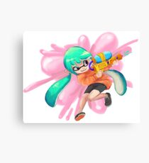 Inkling! Canvas Print