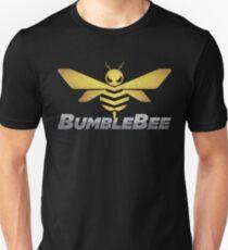 Bumble Bee Logo Slim Fit T-Shirt